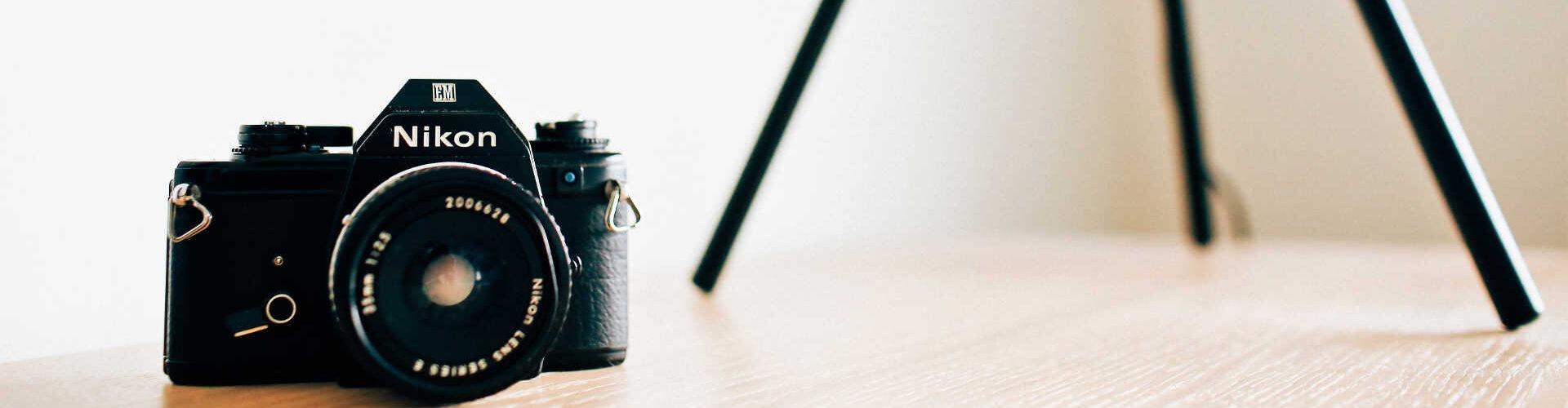 Nikon: creative social media content
