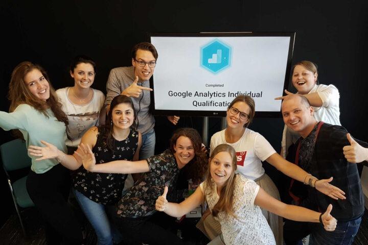 Contentbureau'ers behalen Google Analytics-certificaat