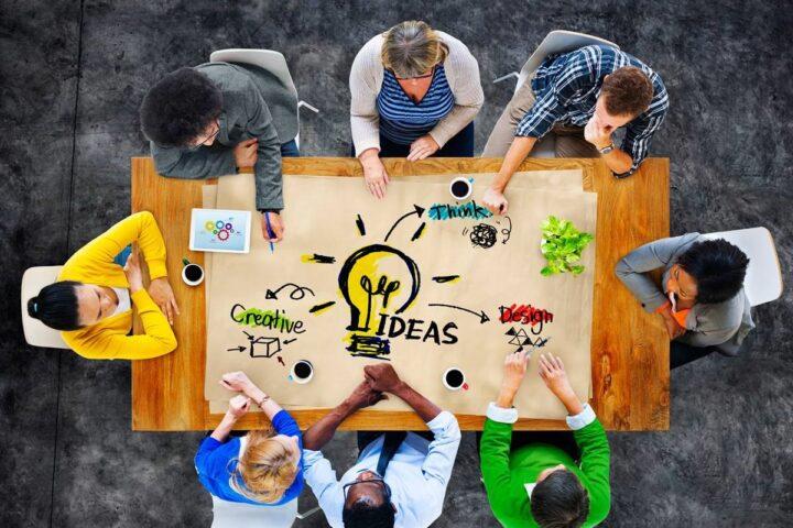 'Hoe zorg ik voor een creatief concept?' Laat je cross-industry inspireren!