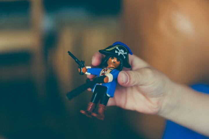 Waarom je geen piraat bent als je contentcuratie toepast