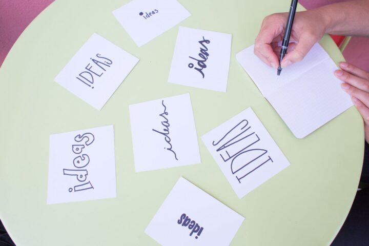 Creatief idee nodig? Een effectieve brainstorm in 5 stappen