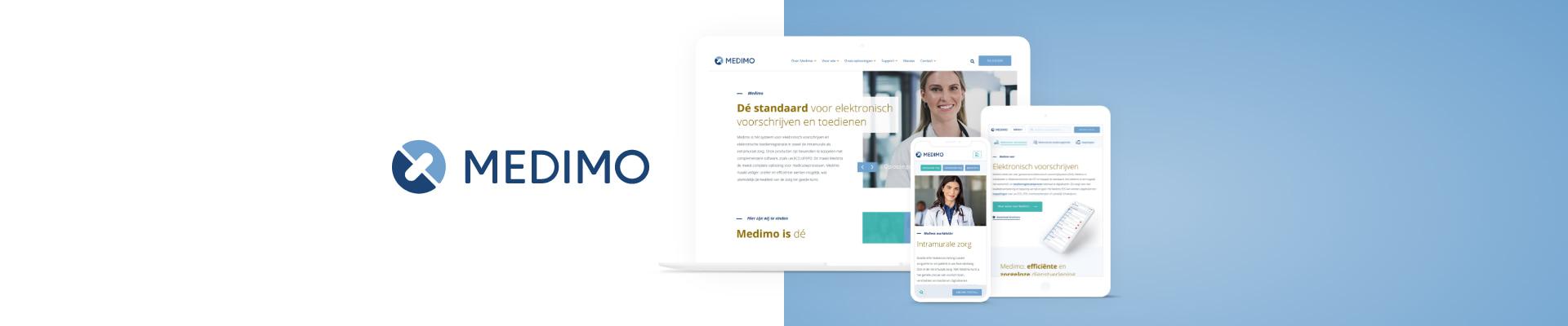 Medimo: UX-design en content